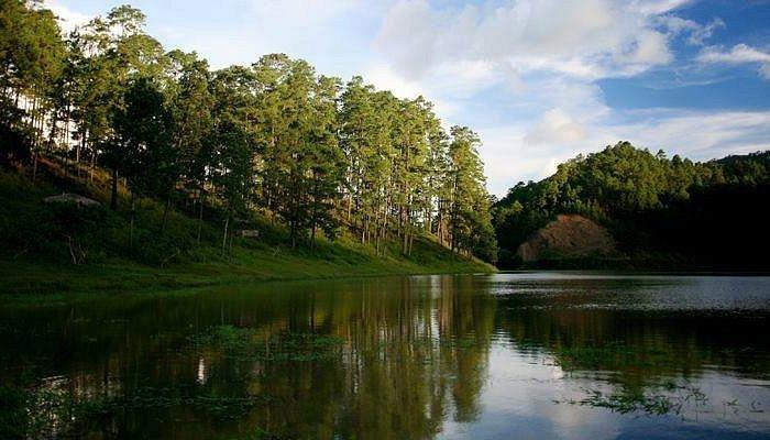 Laguna San Juian
