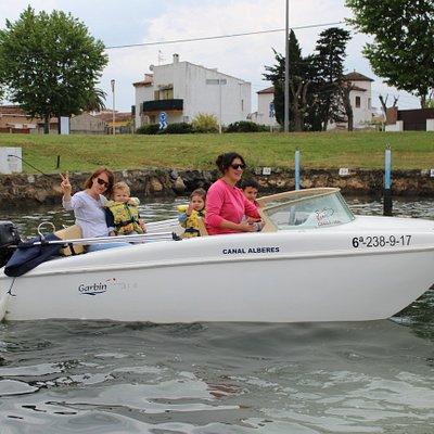 barcos sin licencia