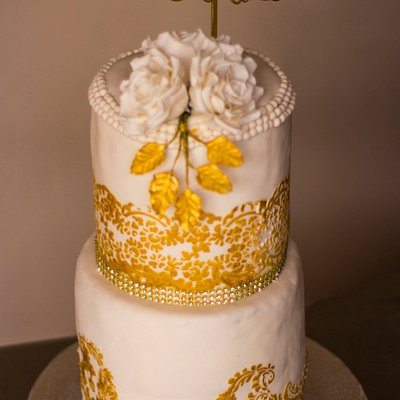Wedding Cakes realised by the Team of Atelier De LaPatisserie et Boulangerie