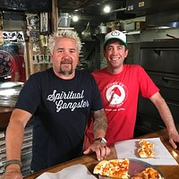 Guy Fieri makes another visit for another show of Diners, Drive-Ins & Dives!