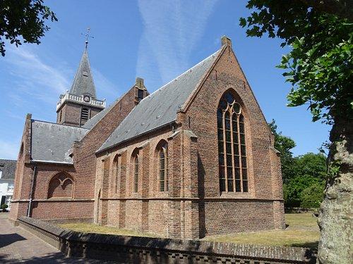 Vreeland;Vreelander Hervormde Kerk uit de 14de-17de eeuw
