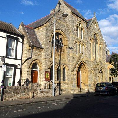 The United Church in Rhyl