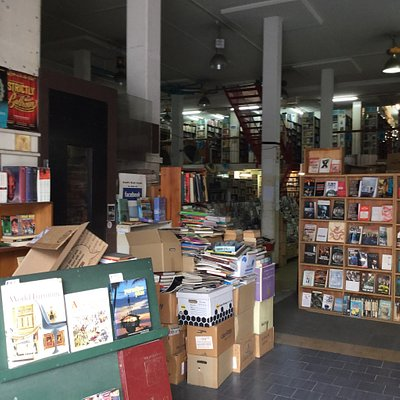 Gould's Book Arcade (old location).