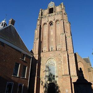 Wijk bij Duurstede;Grote Kerk ;gebouwd tussen 1486-1523