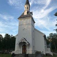 Nordreisa kirke