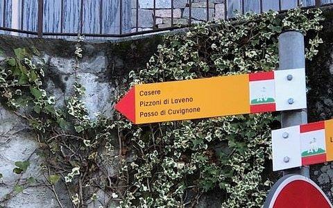 Da Laveno a Casere