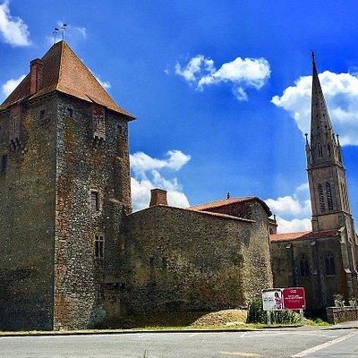 Un château charmant et de magnifiques expositions