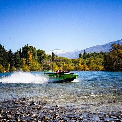 Lake Wanaka & Clutha River Jet Boat