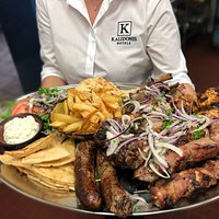 Mix Grill Plater for 4