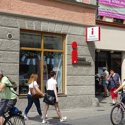 Tourist Information am Rathausplatz