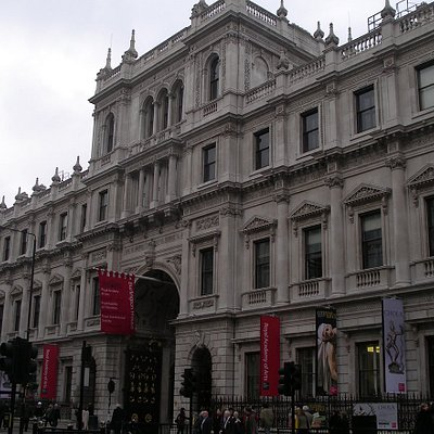 We are situated in Burlington house, a cultural hub for the arts and sciences