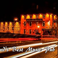 Ireland's Best Music Pub-Daily Live Irish Music