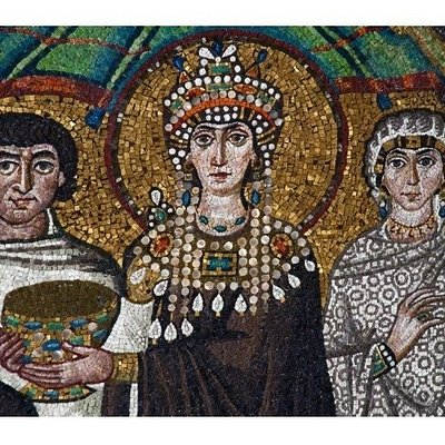Tour mosaici bizantini con Guidopolis