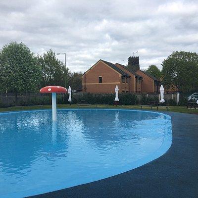 Church Walk Paddling Pool