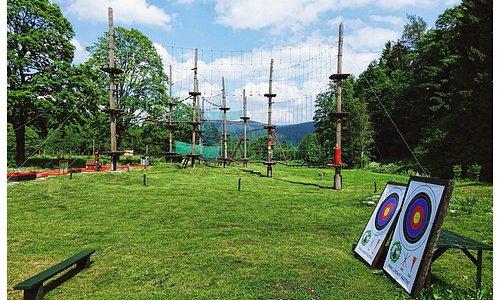 Park Linowy Kletno