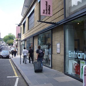 The Frutimarket Gallery exterior