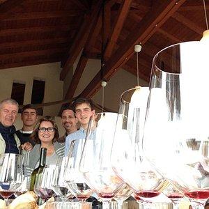 Wine Tasting into Gambino Winery on Etna