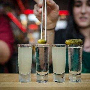U Śledzia Vodka Bar