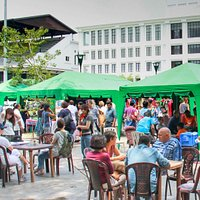 Saturday Good Market at the Colombo Racecourse