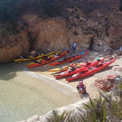 Sea Kayak Sardinia - summer 2018