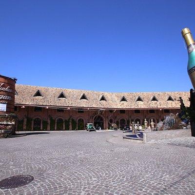 Vinhos Durigan! Localizado no bairro de Santa Felicidade, que conta com a degustação de seus vin