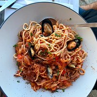 Fisherman's spaghetti 🍝! Great