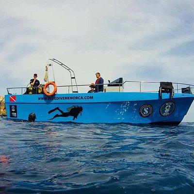 Blue Dive II