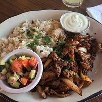 04-19-18 Chicken Shawarma.