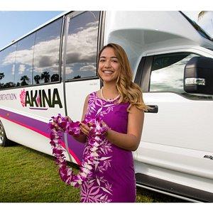 We deliver aloha!