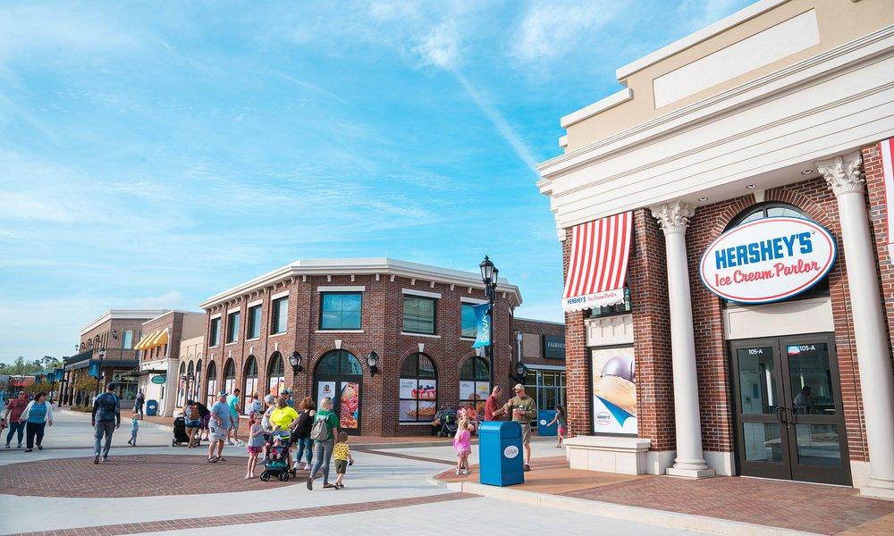 Downtown OWA - Hershey's Ice Cream Parlor