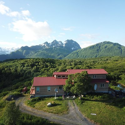 Mt. View Guest House is our custom-built Bed and Breakfast style lodge.
