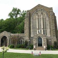 Washington Memorial Chapel exterior