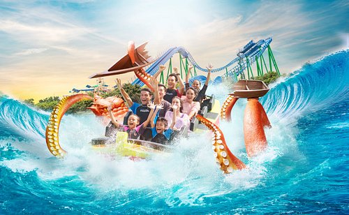 Desaru Coast Adventure Waterpark - A Splashing Great Time!