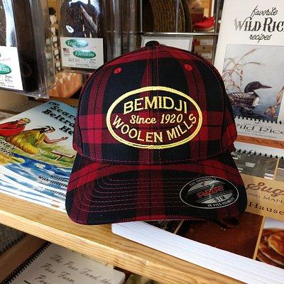 A Nice Bemidji Woolen Mills baseball cap
