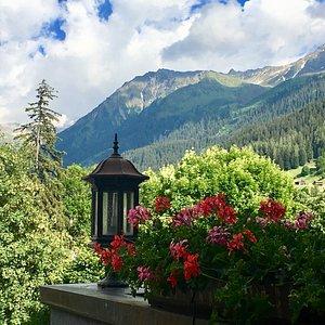 Beautiful Hotel wonderful views
