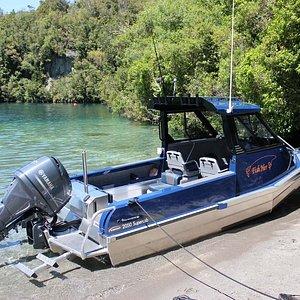 Fishher Charters Boat