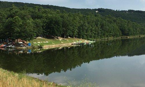 Lake Laura at Bryce Resort