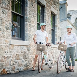 Check out the newly re-opened Elora Mill Inn.
