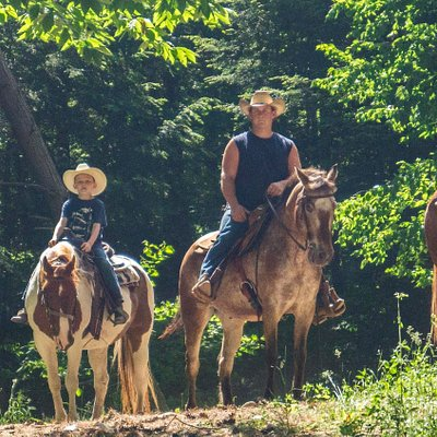 The Best Cowboys and Cowgirls (and Cowchildren) in the Adirondacks