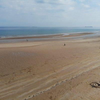 Bamburgh Beach, Northumberland 2018: Mr Sanjaya Wijeyekoon