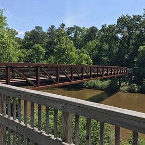 Bridge over the Neuse