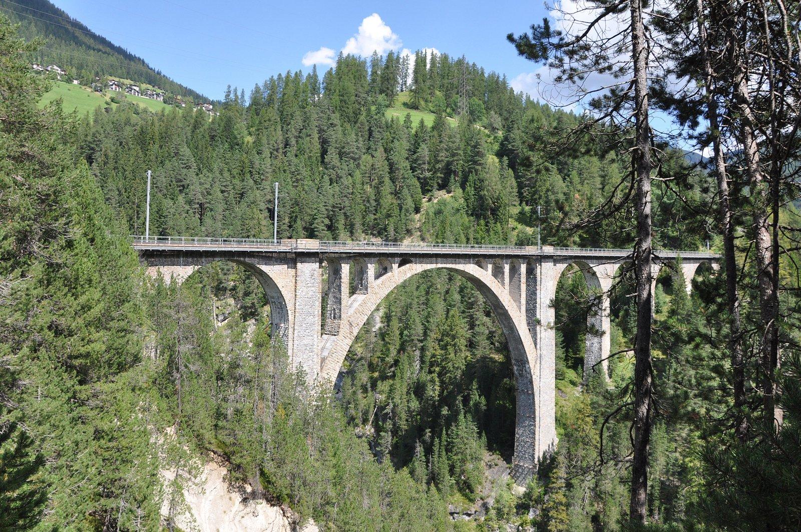Viadukt Wiesen