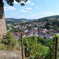 Burg Neu-Wolfstein, Stadt Wolfstein