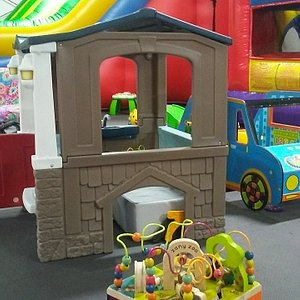 part of play area