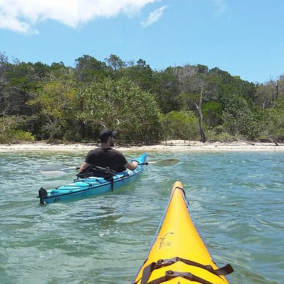 Sea Kayak Hire - Brizyak Kayak Hire - Peel Island