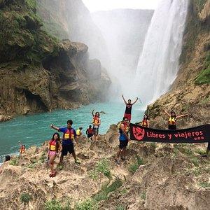 La Huasteca Potosina, es un lugar obligado para todo viajero, visitalo con nosotros.