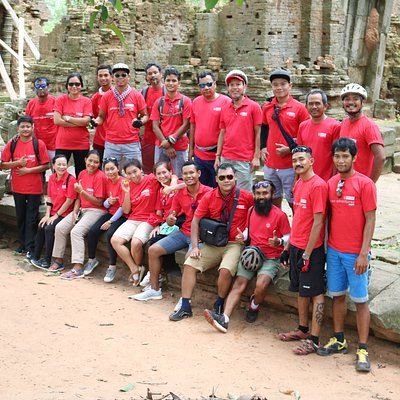 UA Cambodia Team
