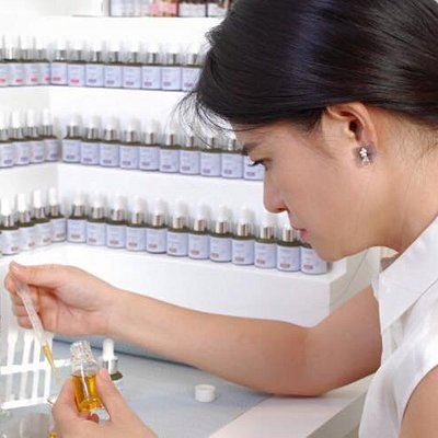 French Perfume Making is an art and science.