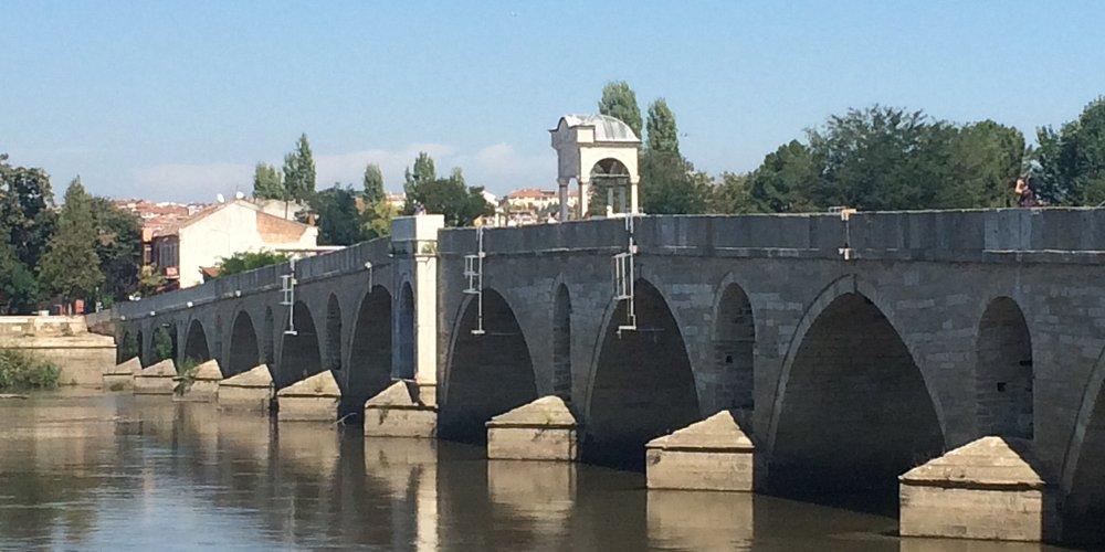 Meric Nehri Bridge