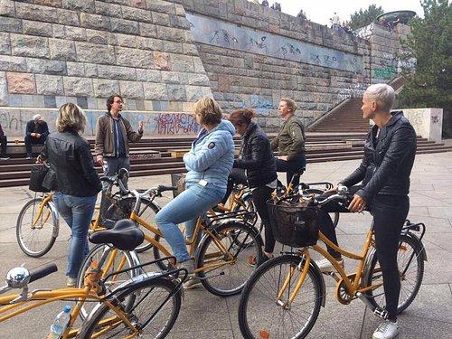 Interesting stories during the biketour!